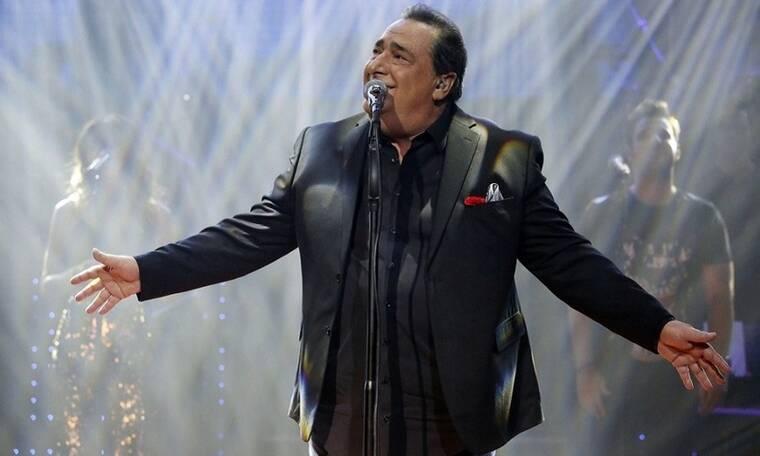 Αναβάλλεται η διαδικτυακή συναυλία του Βασίλη Καρρά λόγω ασθένειας του τραγουδιστή