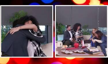 Γεωργούλης-Σολωμού: Οι αγκαλιές και η αποκάλυψη για την ερωτική τους σχέση στο παρελθόν!