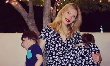 Χριστίνα Αλούπη: Δεν φαντάζεστε πόσο έχει μεγαλώσει ο γιος της! Αγνώριστος ο μικρούλης!