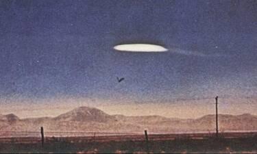 Πάλι είδαν εξωγήινους στην Αμερική;