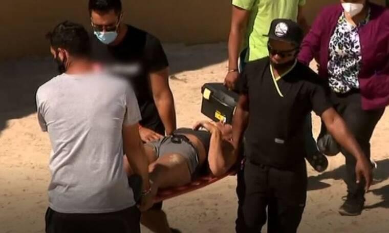 Survivor: Τραυματισμός για τη Σοφία Μαργαρίτη - Εκτός στίβου μάχης με φορείο η παίκτρια