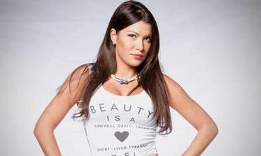 Κλέλια Ρένεση: Για πρώτη φορά μας δείχνει την κόρη της! Το απίθανο στιλ και η viral φωτό
