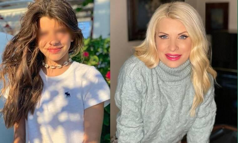 Βαλέρια Λάτσιου: Έγινε 13 χρονών και αυτές οι πέντε φώτο δείχνουν την ομοιότητά της με την Μενεγάκη