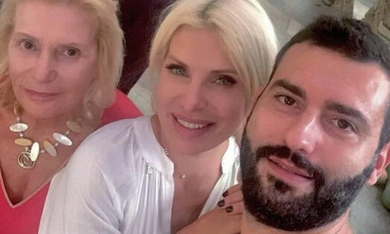 Άγγελος Λάτσιος: Το τρυφερό σχόλιο στη φωτό της Ελένης με τη γιαγιά του και η απάντησή της