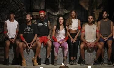 Survivor: «Μαλλιά κουβάρια» πάλι στο Συμβούλιο Κόκκινοι και Μπλε!
