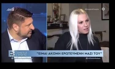 Νίκος Χαρδαλιάς: Το σ' αγαπώ της γυναίκας του και το επικό σχόλιο του Χατζηνικολάου!