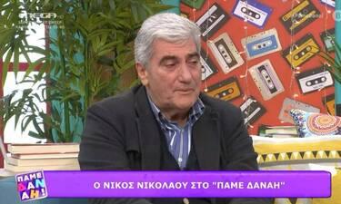 Νίκος Νικολάου: Η απίστευτη ιστορία με την Βουγιουκλάκη και τον διαχειριστή που έκλεβε χρήματα