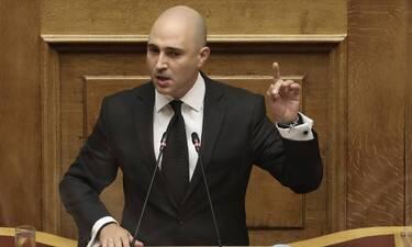Κωνσταντίνος Μπογδάνος: Επίθεση στο σπίτι του βουλευτή της ΝΔ
