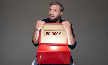 Το Deal γιορτάζει τα 100 επεισόδια και μοιράζει πάνω από μισό εκατομμύριο ευρώ!