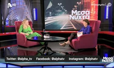 Μεσάνυχτα: Μάρα Μεϊμαρίδη: Η φιλία με τη μητέρα της Ελεονώρας Μελέτη, η φωτό και τα δάκρυα!