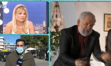 Πέτρος Φιλιππίδης: Τα νεότερα για την κατάσταση της υγειάς του – Πότε παίρνει εξιτήριο;
