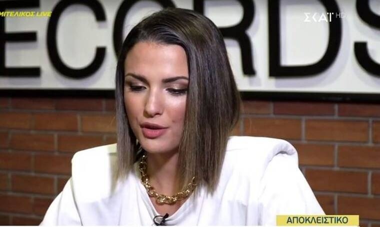 Κατερίνα Λιόλιου: «Με τον Κωστόπουλο είμαστε φίλοι - Στο Ντουμπάι ήμασταν μεγάλη παρέα»