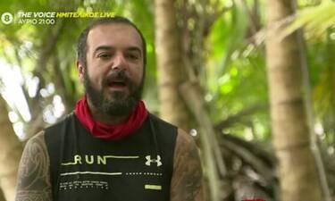 Survivor: Η κομμένη σκηνή με την ευθεία επίθεση του Τριαντάφυλλου στον Αλέξη Παππά