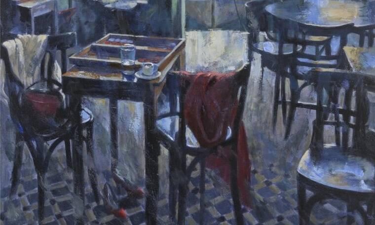 Έφυγε από τη ζωή σπουδαίος Έλληνας ζωγράφος