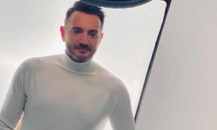 Χρήστος Μενιδιάτης: Backstage από τη νέα φωτογράφιση για το νέο του single «Τελευταία αγκαλιά»