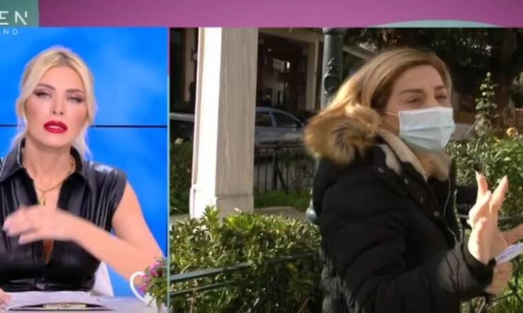 Απίστευτη γκάφα στο Ευτυχείτε - Τα νεύρα της δημοσιογράφου με το λάθος on air