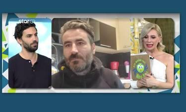 Γιώργος Μαυρίδης: Η ερώτηση για τον Σάκη Τανιμανίδη που τον έφερε σε δύσκολη θέση!
