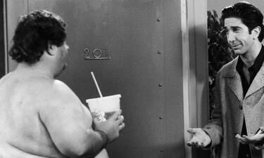 «Tα Φιλαράκια»: Πώς είναι το πρόσωπο του Ugly Naked Guy;