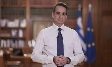 Διάγγελμα Μητσοτάκη: Σκληρό lockdown στην Αττική ανακοίνωσε ο πρωθυπουργός - Όλα τα νέα μέτρα