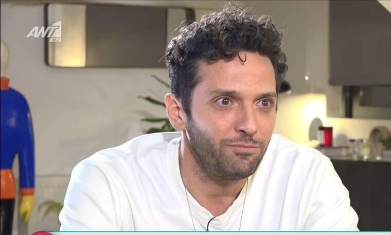 Δημήτρης Μοθωναίος: Η καθηλωτική εξομολόγηση για τη σεξουαλική κακοποίησή του