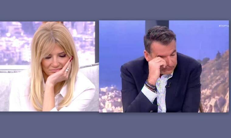 Σκορδά – Λιάγκας: Ξέσπασαν σε λυγμούς on air – Η συγκλονιστική δήλωση του Μοθωναίου!