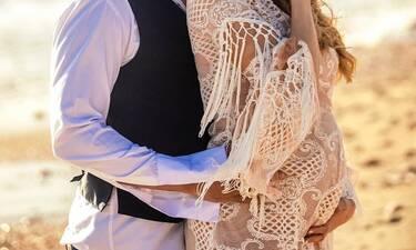 Σε προχωρημένη εγκυμοσύνη πρώην παίκτρια ριάλιτι - Η νέα φωτό με τον αγαπημένο της