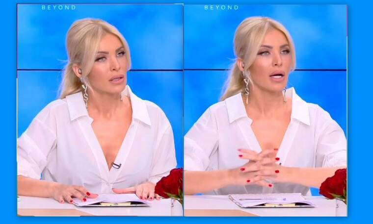 «Πάγωσε» η Καινούργιου! Τραγουδίστρια θα καταγγείλει συνάδελφό της για βιασμό!