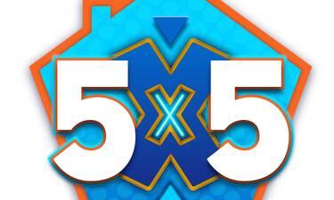 5Χ5: Έρχεται με τον Μάρκο Σεφερλή στον ΑΝΤ1!