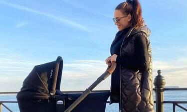 Kρυσταλλία: Αποκάλυψε on camera το όνομα που θα πάρει ο γιος της
