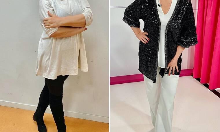 Style Me Up: Η 44χρονη Χαλίνα «μεταμορφώθηκε» σε πραγματική ντίβα!