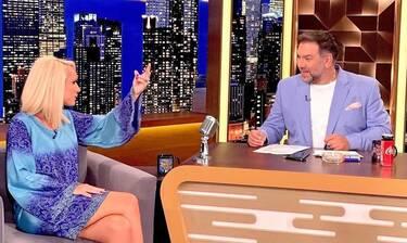 Ατύχημα για την Κατερίνα Παναγοπούλου - Το χτυπημένο πόδι και το μήνυμα στον Αρναούτογλου
