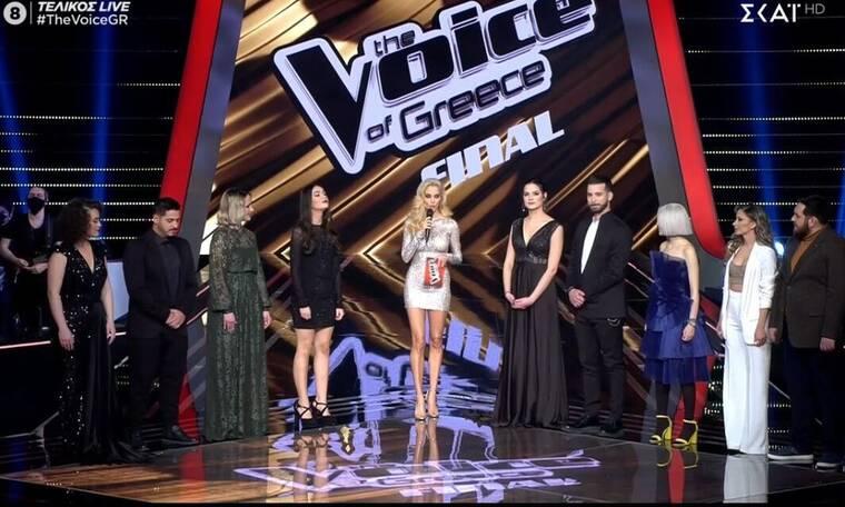 The Voice: Το τεράστιο λάθος της παραγωγής - Παραπάνω παίκτες στον τελικό