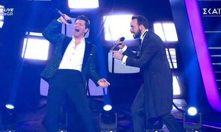The Voice τελικός: Το ντουέτο Ρουβά - Μουζουράκη που όλοι περιμέναμε! Τα «έσπασαν» στη σκηνή!
