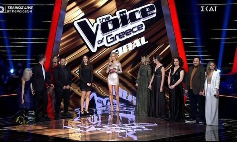 The Voice τελικός: Όλες οι εμφανίσεις και οι 4 φιναλίστ!