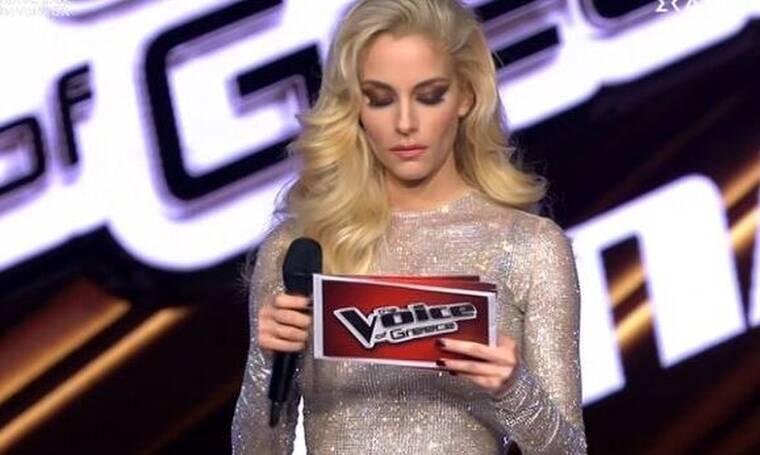 The Voice τελικός: Αυτή είναι η μεγάλη νικήτρια!