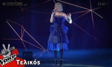 The Voice τελικός: Ιωάννα Γεωργακοπούλου: Οι πρώτες δηλώσεις της νικήτριας στο gossip-tv.gr