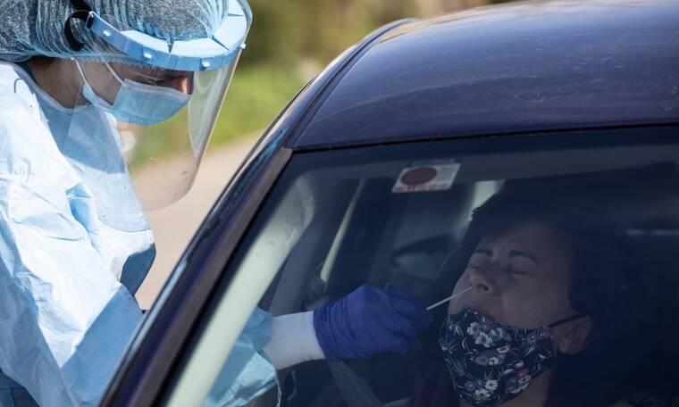 Κρούσματα σήμερα: 662 νέα ανακοίνωσε ο ΕΟΔΥ - 23 νεκροί σε 24 ώρες, στους 301 οι διασωληνωμένοι