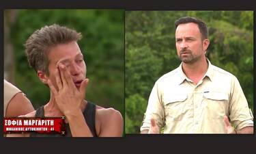 Survivor: Η ανακοίνωση του Λιανού σόκαρε τη Σοφία – Λύγισε η παίκτρια όταν το άκουσε