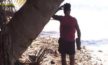 Survivor: Σε έξαλλη κατάσταση ο Κονδυλάτος! Έφυγε από την παραλία, φωνάζοντας: «Είστε παρηκμασμένοι»