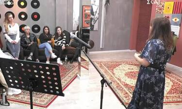 House Of Fame: Το πρώτο live πλησιάζει και οι ασκήσεις φωνητικής ξεκίνησαν!