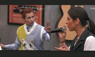 House Of Fame: Τα «πήρε» η Μπαλτατζή με την Πηνελόπη! Τι συνέβη στο μάθημα;