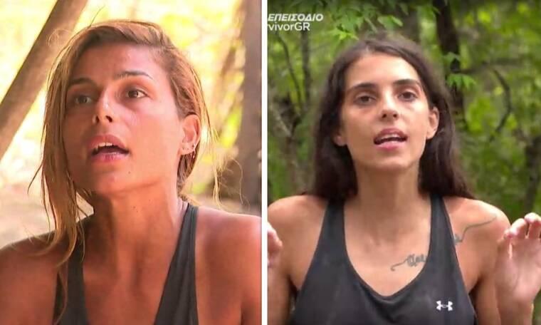Survivor: Η Άννα Μαρία «στήνει» στον τοίχο την Ελευθερίου! Σε απόγνωση η τραγουδίστρια!
