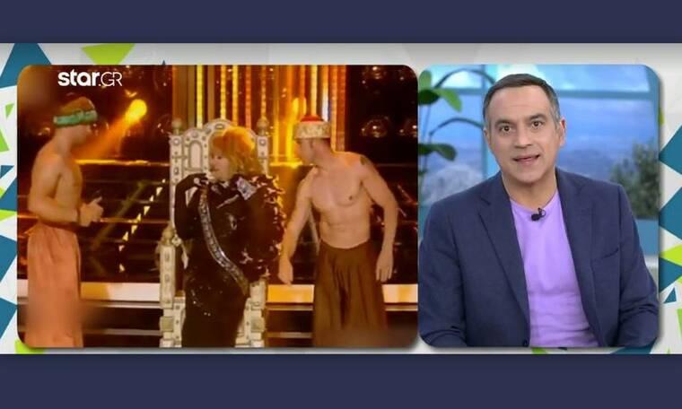 YFSF: Και δεύτερη αναβολή για το show – Tι είπε on air ο Κρατερός Κατσούλης