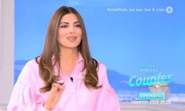 Σταματίνα Τσιμτσιλή: Το τηλεφώνημα στο σπίτι και το μήνυμα on air στον Γιαννάκη της!