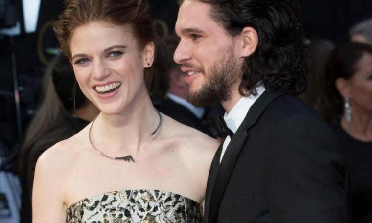 Game of Thrones: Kit Harington - Rose Leslie έγιναν γονείς - Οι πρώτες φώτο με το νεογέννητο