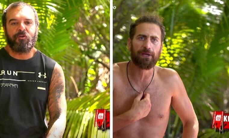 Survivor: Εκτός εαυτού ο Τριαντάφυλλος με τον Παπαδόπουλο! Τι συνέβη;
