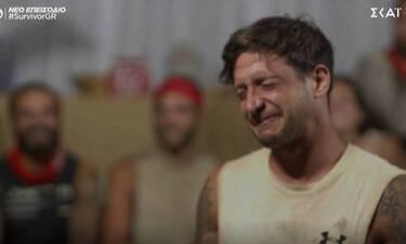 Survivor: «Λύγισε» ο Ηλίας Μπόγδανος με το μήνυμα της συντρόφου του!