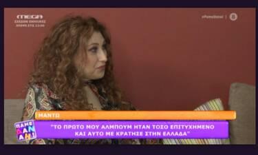 Μαντώ: Νέες δηλώσεις μετά τον σάλο για την εκπομπή του Παπαδόπουλου: «Εγώ αρνήθηκα να πάω»