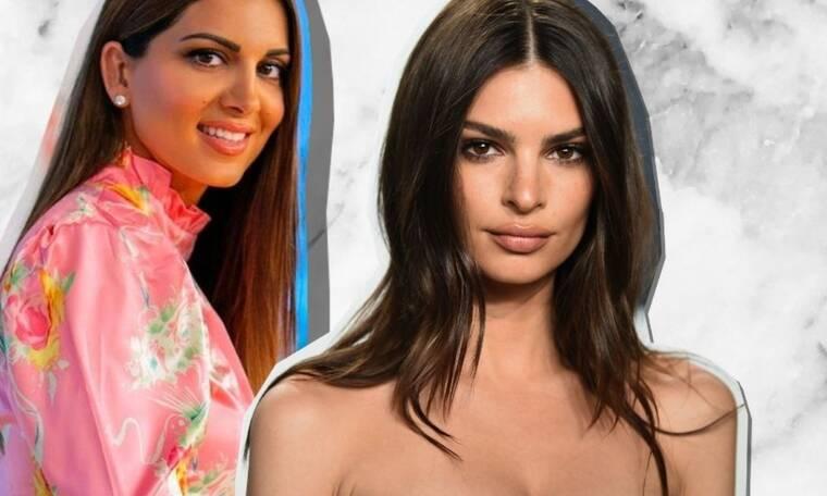 10 καστανές celebrities για να εμπνευστείς από την απόχρωση στα μαλλιά τους
