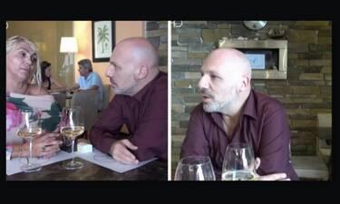 Νίκος Μουτσινάς: Το είδαμε και δεν το πιστεύαμε! Πρωταγωνιστεί σε σίριαλ στην Καβάλα!